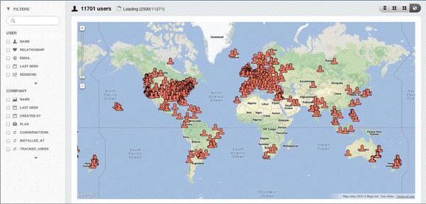 نقشه ی سایت اینترکام